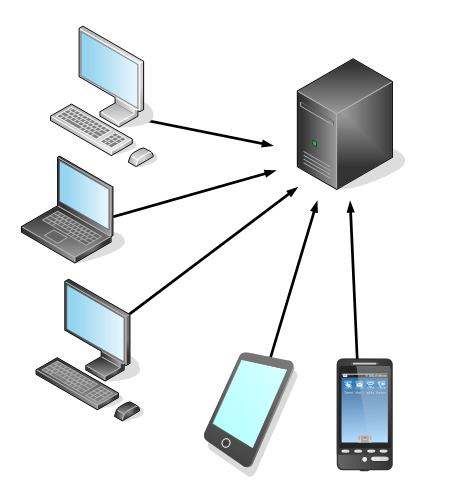 Web端末機能について | cryptomedia